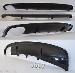 Réflecteur pour Audi A4 B8 08-11 Pare-Chocs DTM Style S LINE Lip LIGNE S Spoiler