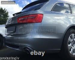 Réflecteur pour Audi A6 4G Avant Se Pare-Chocs Spoiler Ligne S Module S 6 Ligne
