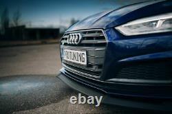 Répartiteur Performance pour pare-chocs avant Audi A5 / S5 B9 Sport