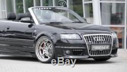 Rieger Pare-chocs avant Audi A4 8H CABRIOLET