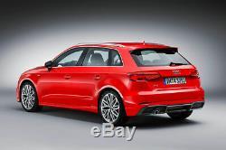 S-LINE Pare-Chocs + Audi A3 8V Sportback Facelit Ab 2017 + 8V4807511P