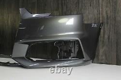 S-LINE Pare-Chocs + Audi A4 8W B9 15-19+LX7L Original 8W0807437F-L Neuf