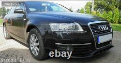 S Ligne Bague pour Audi A6 4F C6 04-08 Avant Pare-Choc Spoiler Jupe Module Jupe