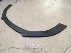S3 Pare-Choc avant Coupe Jupe Inférieur Spoiler Menton Jupe Séparateur Extension