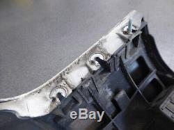 S4 Pare-Chocs Arrière Audi A4 S4 B6 8e avant Défectueux Argent Pare-Chocs