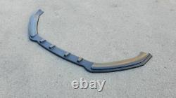 Séparateur pour Audi A3 S3 8P 08-13 Pare-Choc Coupe Bas Spoiler Menton