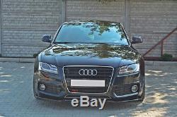 Séparateur pour Audi A5 Pare Choc avant Bas Bague Jupe S-LINE S Ligne Menton