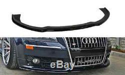 Séparateur pour Audi A8 S8 D3 Pare-Choc avant Coupe Becquet Inférieur