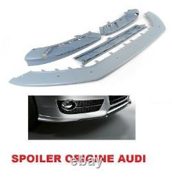 Spoiler Pare Choc Origine Audi A4 Berline 8k2 B8 3.0 Tdi Quattro 11/2007-12/2015