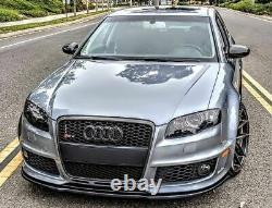 Spoiler / Splitter / Lip de pare-chocs avant Performance pour Audi RS4 B7 04-08