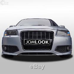 Sport Ligne Look Pare-Chocs avant + Rs Simple Cadre Grille pour Audi A3 8L