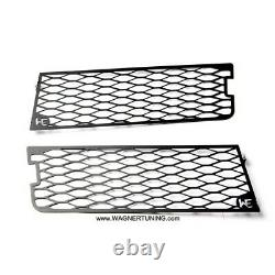 Wagner Tuning Grille de Ventilation Kit pour Audi RS6 C5 Pare-Chocs